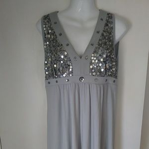 Boston Proper Short Dress Sequin Dress